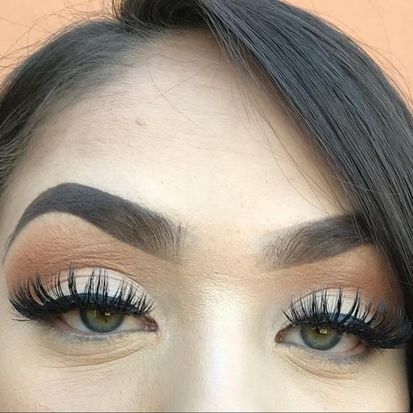 8e81d619b6c Makeup | 2 Sets Of 100 Real Mink False Eyelashes | Poshmark